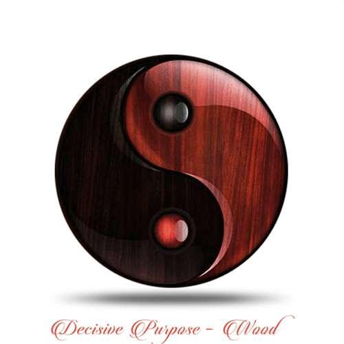 Decisive Purpose - Gall Bladder (Wood)