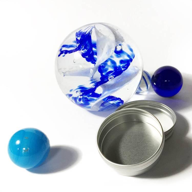 Aluminium Jars - 10 ml