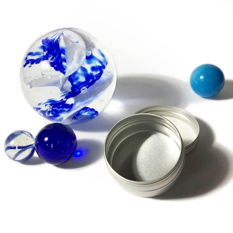Aluminium Jars - 15 ml