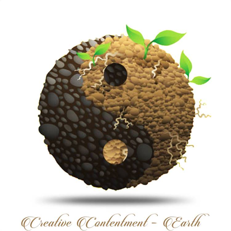 Creative Contentment - Stomach (Earth)