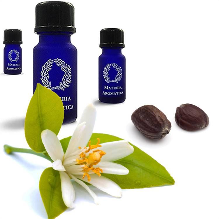 Neroli - 5% dilution in organic jojoba
