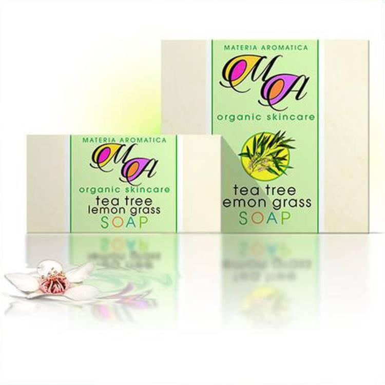 Tea Tree and Lemongrass Soap