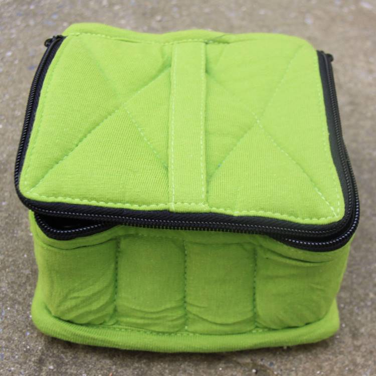 16 Hole Bag - Lime