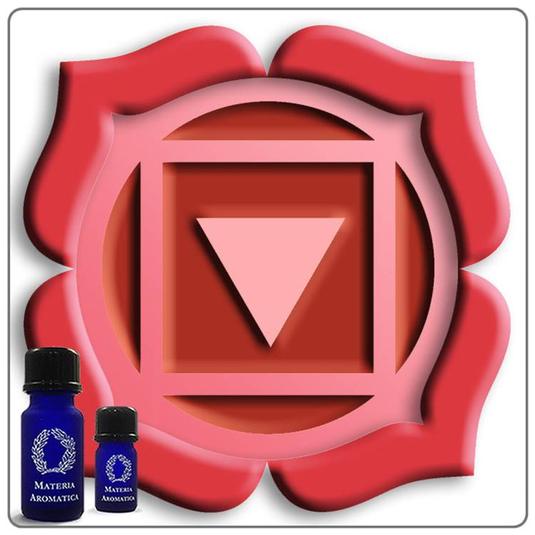 Resourceful Strength - Muladhara (Base) Chakra