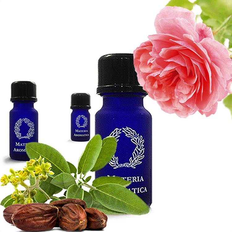 Rose Otto - 5% dilution in organic jojoba