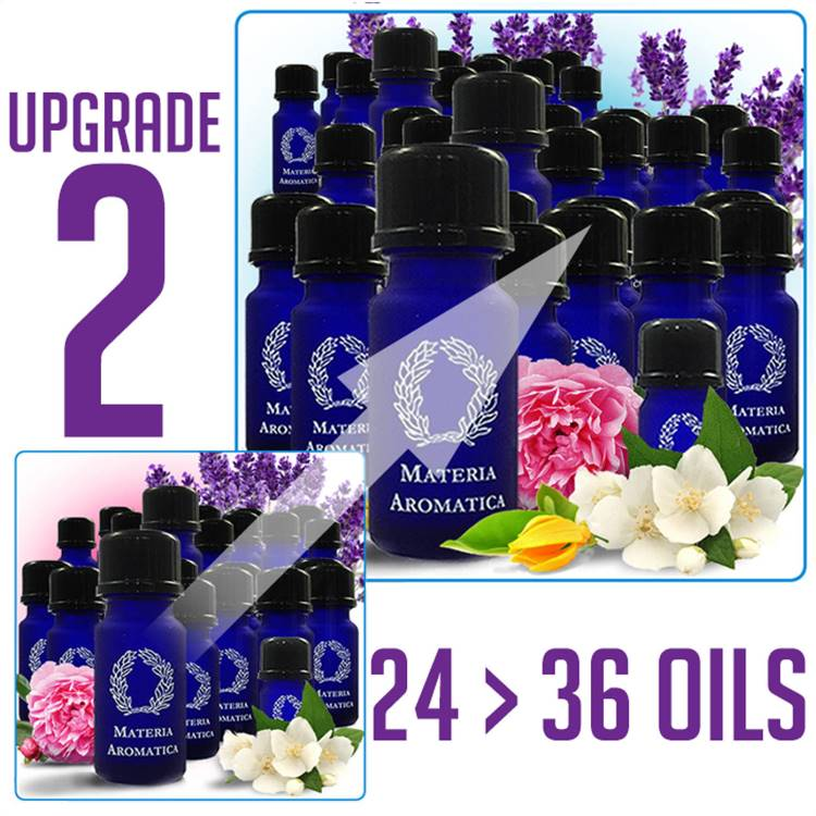 Upgrade 2 - From a 24 to a 36 oil Pack